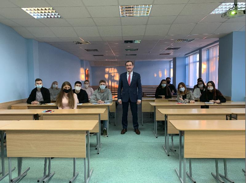 Факультет экономики и управления укрепляет сотрудничество  с Российским университетом транспорта (г. Москва)