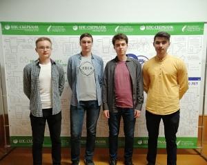Студенты факультета экономики и управления вышли в финал кейс-чемпионата «Business Case Student Competition 2019»