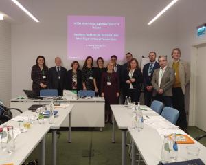 Научные возможности факультета экономики и управления были представлены на семинаре в Варшаве (Польша)