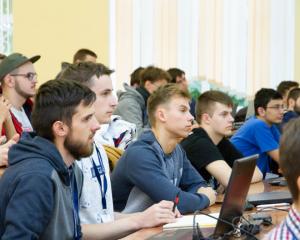 Факультет экономики и управления провел ежегодные сборы по подготовке к чемпионату мира по программированию Discover Grodno by Moscow Workshops ICPC.