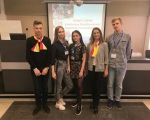 Студенты факультета экономики и управления успешно выступили на Олимпиаде по менеджменту в области качества!