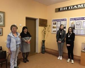 Представители ФЭУ в гостях с профориентационной работой в школах Гродненского региона