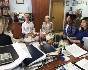 Представители Статистического управления в Белостоке провели мастер-класс для студентов и преподавателей ФЭУ