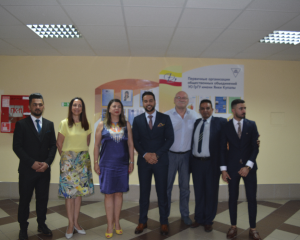 Факультет экономики и управления внес свою лепту в укрепление белорусско-иракской дружбы!