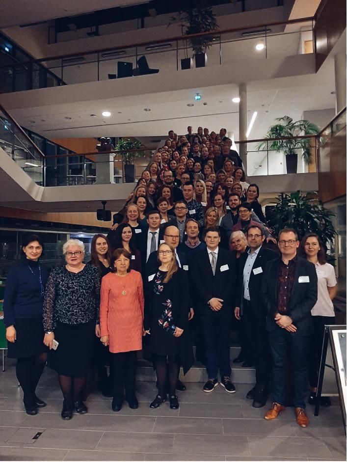 Преподаватель ФЭУ приняла участие в Международной неделе преподавания в Финляндии